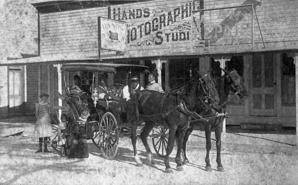 Fred Hand Photographic Sudio on Avenue C